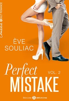 Livres Couvertures de Perfect Mistake - 2