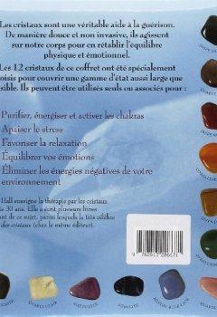 Livres Couvertures de Le coffret des cristaux : Un livre et 12 magnifiques cristaux de guérison