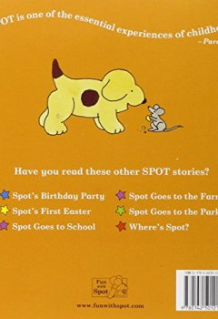 Livres Couvertures de Spot Can Count (Color): First Edition