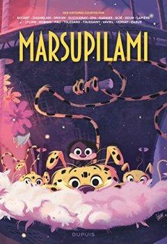 Livres Couvertures de Marsupilami par - tome 2 - Des histoires courtes du Marsupilami par...Tome 2