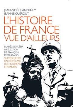 Livres Couvertures de L'Histoire de France vue d'ailleurs