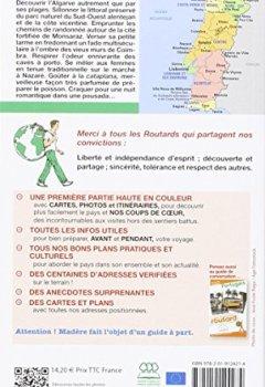 Livres Couvertures de Guide du Routard Portugal 2016