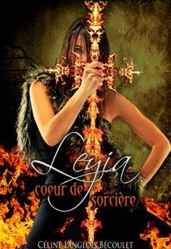 Livres Couvertures de Leyia: cœur de sorcière