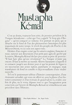 Livres Couvertures de Mustapha Kémal ou la mort d'un empire