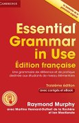 Livres Couvertures de Essential Grammar in Use Book with Answers and Interactive ebook French Edition