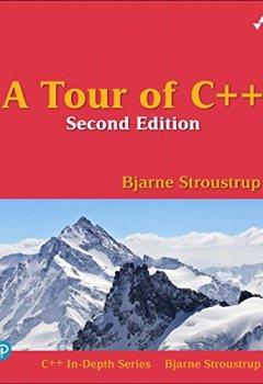 Livres Couvertures de A Tour of C++