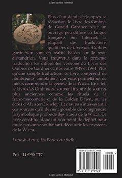 Livres Couvertures de Le Livre des Ombres Gardnerien
