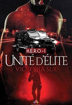 Livres Couvertures de Unité d'élite: H.E.R.O., T1