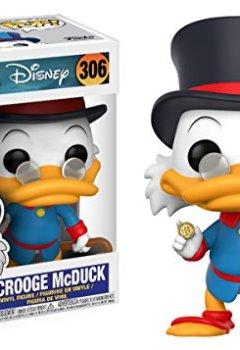 Livres Couvertures de Funko - Figurine Disney Duck Tales - Scrooge Mcduck / Picsou Pop 10cm - 0889698200578