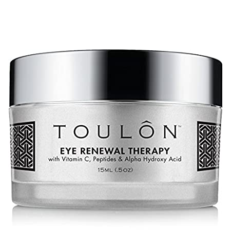 No need to search further... When your Eye Renewal Therapy arrives, it will be clear you ordered the perfect anti-aging eye treatment. Get ready to say goodbye to dark circles, puffiness, and crow's feet & welcome to a rejuvenated youthful look with...