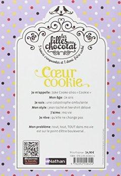 Livres Couvertures de Les filles au chocolat (6)