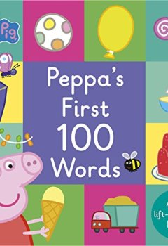 Livres Couvertures de Peppa Pig: Peppa's First 100 Words