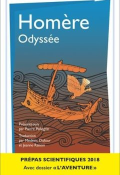 Livres Couvertures de L'odyssée