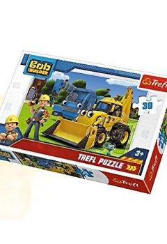 Livres Couvertures de Puzzle Bob Budowniczy Nowe wyzwanie 30