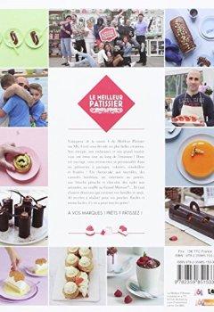Livres Couvertures de Le meilleur pâtissier Le livre du gagnant Saison 4