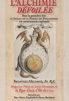 Livres Couvertures de L'Alchimie Devoilee, Johannes Helmond