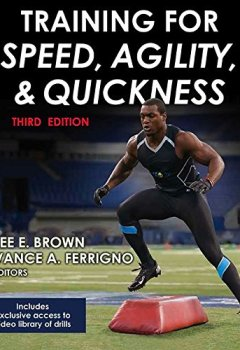 Livres Couvertures de Training for Speed, Agility, and Quickness (Enhanced Edition with Video)