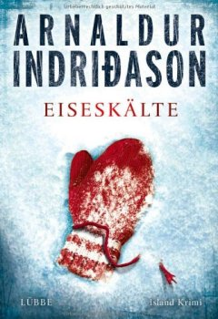 Abdeckungen Eiseskälte: Erlendur Sveinssons 11. Fall