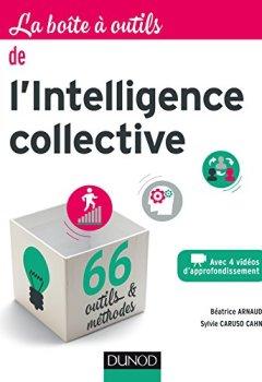 Livres Couvertures de La Boîte à outils de l'intelligence collective