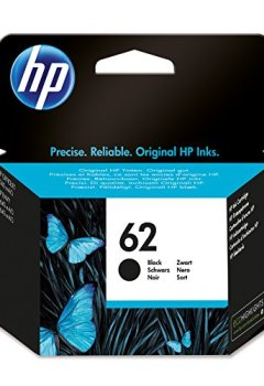 Livres Couvertures de Ink Cartridge 62 Black