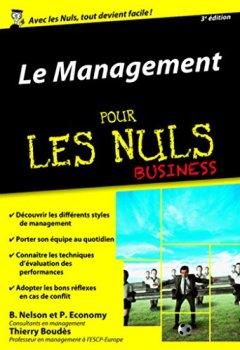 Livres Couvertures de Le Management pour les Nuls poche Business, 3e édition