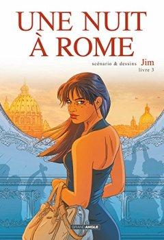 Livres Couvertures de Une nuit à Rome - volume 3