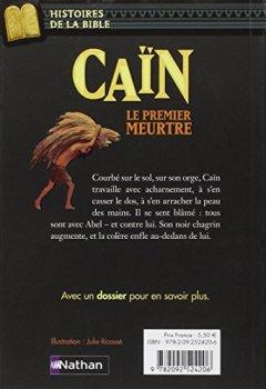 Livres Couvertures de Caïn