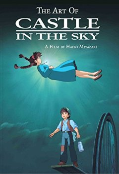 Livres Couvertures de The Art of Castle in the Sky