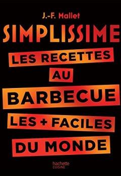 Livres Couvertures de Simplissime Barbecue: Les recettes au barbecue les plus faciles du monde