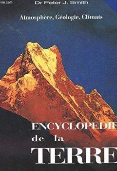 Livres Couvertures de Encyclopedie de la terre - atmosphere, geologie, climats