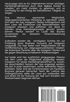 Buchdeckel von Instagram Marketing Buch: Die Anfänger Anleitung für Social Media Marketing auf Instagram. Alles über Influencer, Erfolg, Secrets, Werbung, Geld verdienen und Tipps - in nur 6 Monaten 50.000 Follower