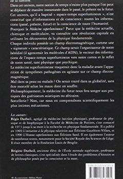 Livres Couvertures de LA MEDECINE SUPERLUMINEUSE