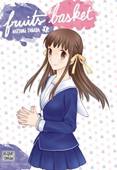 Livres Couvertures de Fruits basket perfect T01