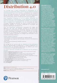 Livres Couvertures de Distribution 4.0