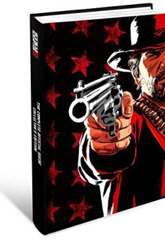 Livres Couvertures de Red Dead Redemption 2: The Complete Official Guide Collector's Edition