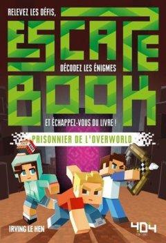 Livres Couvertures de Escape Book - Prisonnier de l'Overworld