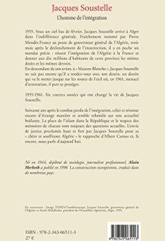 Livres Couvertures de Jacques Soustelle