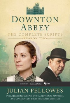 Buchdeckel von Downton Abbey Script Book Season 2