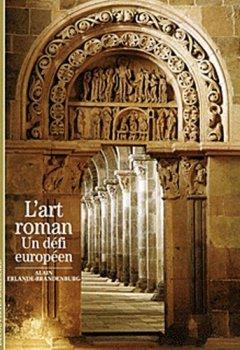 Livres Couvertures de L'Art roman: Un défi européen