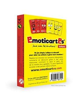 Livres Couvertures de Emoticartes : Jeu pour aider l'enfant à comprendre et à gérer ses émotions