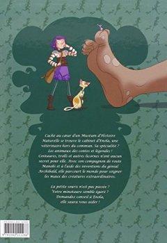 Livres Couvertures de Enola et les animaux extraordinaires, Tome 2 : La licorne qui dépassait les bornes