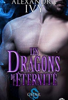 Livres Couvertures de Les dragons de l'éternité, Tome 3 : Char