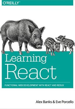 Livres Couvertures de Learning React: Functional Web Development with React and Redux