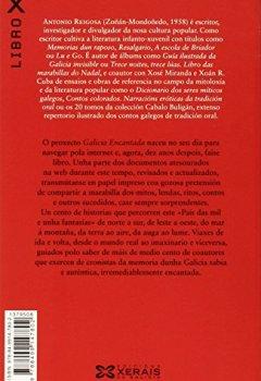 Portada del libro deGalicia Encantada: O país das mil e unha fantasías (Edición Literaria - Librox)