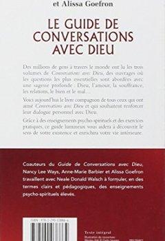 Livres Couvertures de Le guide de Conversations avec Dieu