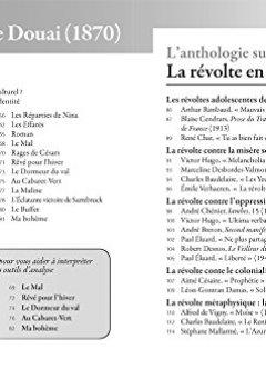 Livres Couvertures de Les Cahiers de Douai (Poésies): suivi d'une anthologie sur la révolte en poésie