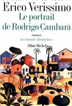 Livres Couvertures de Le temps et le vent, tome 2 : Le portrait de Rodrigo Cambara