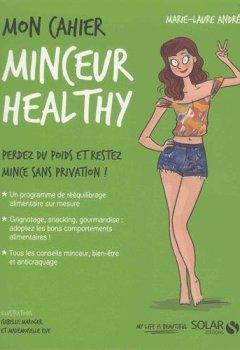 Livres Couvertures de Mon cahier Minceur healthy