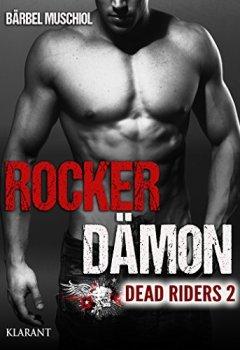 Buchdeckel von Rocker Dämon. Dead Riders 2