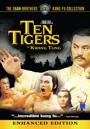51ZO8hl xlL. SL500  Kung Fu Saturdays: Ten Tigers of Kwangtung